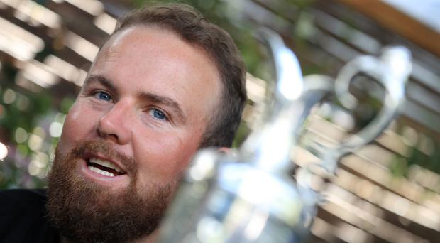 Shane Lowry has been reflecting on his victory at The Open. (Donall Farmer/PA)