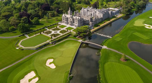 Adare Manor will host the 2026 Ryder Cup (Murray Consultants/PA)