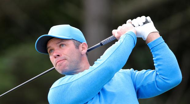 Paul Casey was victorious in Hamburg (PA)