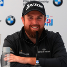 Full focus: Shane Lowry says he still has work to do