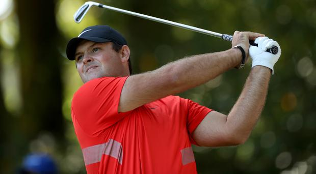 Patrick Reed is four shots off the lead at the halfway stage in Turkey (Bradley Collyer/PA)
