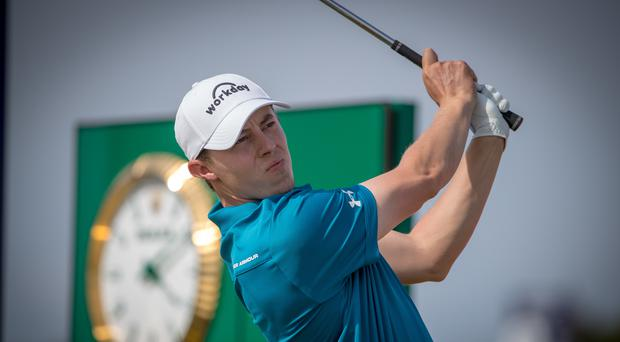 Matt Fitzpatrick is chasing a first win of the season in South Africa (Kenny Smith/PA)