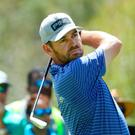 Ill health: Louis Oosthuizen endured tough preparations