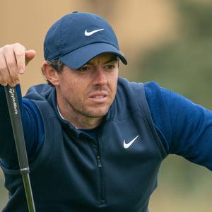 Rory McIlroy has turned down an invite to play in Saudi Arabia (Kenny Smith/PA)