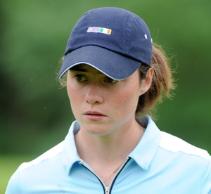 Heartbreak: Leona Maguire finished in second place