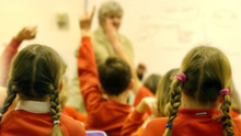 Strike action may affect a number of schools. File image