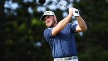 High riser: Graeme McDowell has surged up to 47th in the world rankings