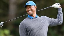Tiger Woods has revealed he has been approached to join the proposed Premier Golf League (Niall Carson/PA).