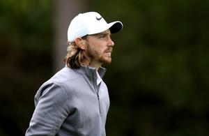Tommy Fleetwood is targeting a first major title in the Masters (Steven Paston/PA)