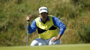Japan's Hideki Matsuyama is seeking back-to-back wins and a first major title in the US PGA