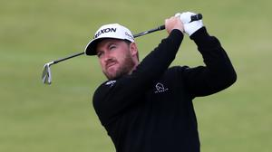 Graeme McDowell had been due to host the Dubai Duty Free Irish Open at Mount Juliet (Niall Carson/PA)