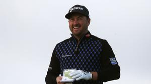 Graeme McDowell won for the first time since 2015 in the Corales Championship (Brian Lawless/PA)