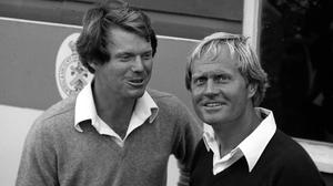 Tom Watson (left) and Jack Nicklaus (PA Archive)