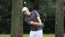 Clear mission: Matt Fitzpatrick is eyeing first win in America
