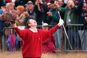 Justin Rose finished fourth in the 1998 Open as a 17-year-old amateur (Rebecca Naden/PA)
