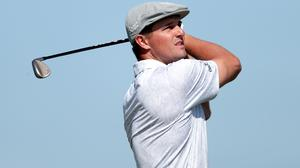 Big-hitting players such as Bryson DeChambeau have forced golf's lawmakers to find new ways to restrict distance (Richard Sellers/PA)