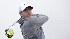 Rory McIlroy is seeking a fifth win of the year in Sydney