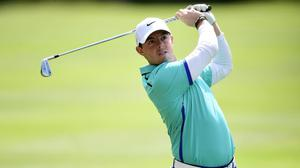 Rory McIlroy is missing this week's Open Championship through injury