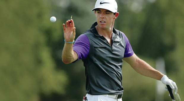 Number one: Rory McIlroy understands how difficult it can be to stay on top