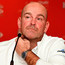 Up for Cup: Thomas Bjorn faces media in Abu Dhabi yesterday