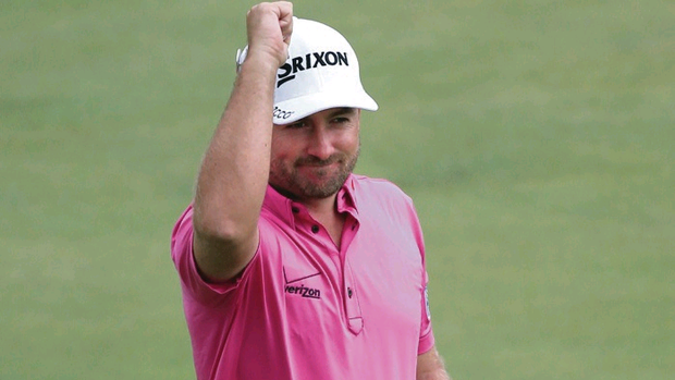 Jealous: Graeme McDowell is envious of his pal Rory McIlroy