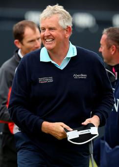 Colin Montgomerie: 'The sooner we get back to trying to play this game at a sensible pace, the better'
