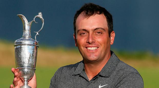 Champion: Francesco Molinari