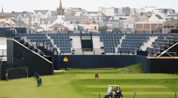 Royal Portrush gears up for the 148th Open