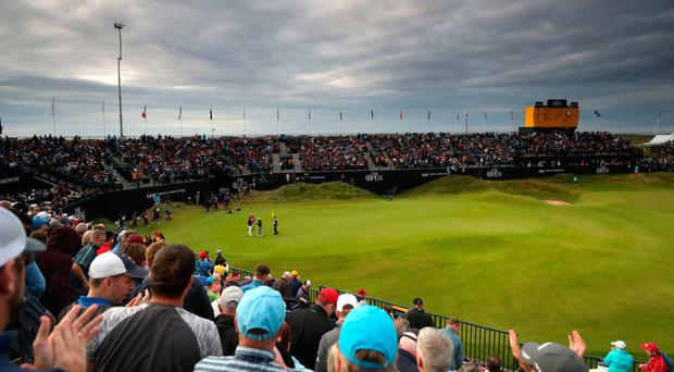 Lasting mark: The Open's success should filter down to local golf clubs