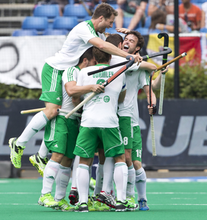 Ireland enjoyed a famous victory over England to move up the world rankings
