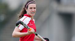 Ruled out: Michelle Harvey misses final with ankle injury