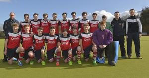 In it to win it: Wallace High take on Banbridge this afternoon at Lisnagarvey in the Burney Cup schoolboy hockey decider