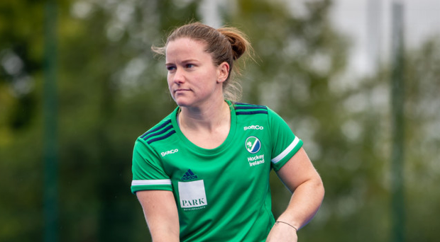 Special day: Shirley McCay will win her 300th cap against Canada