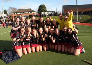 Lining up: Belfast Royal Academy is gunning for Belfast Telegraph Ulster Senior Cup final glory