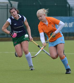 Chloe Brown has been called up to the Ireland squad for upcoming matches against Italy