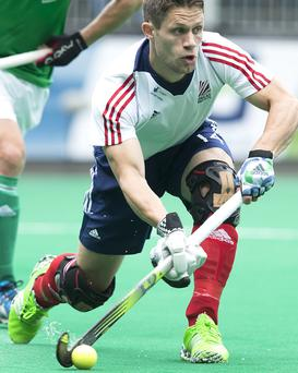 Rio grand: Mark Gleghorne helped Great Britain qualify