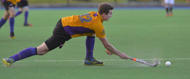 Top scorer: Stephen Kelso's goals could be a big factor in the final