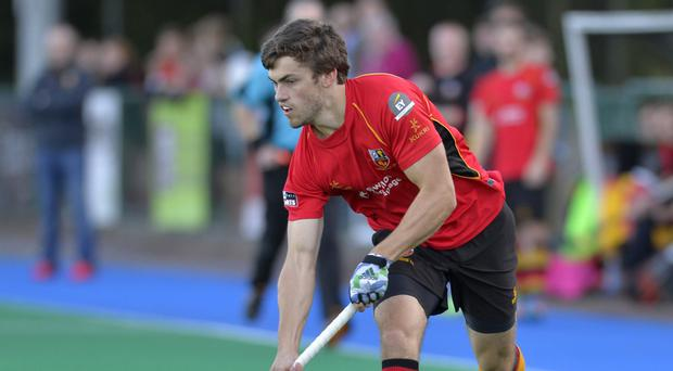 In demand: Matthew Bell will miss Ireland's trip to Germany as he bids to help Banbridge make their mark in Europe