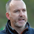 Banbridge manager Mark Tumilty