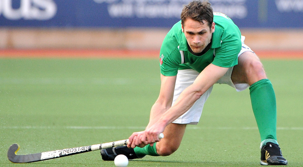Experience: Ulsterman Paul Gleghorne is one of the most capped players heading to Spain with Ireland next week