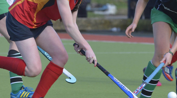 Final aim: Orla Thompson will lead Banbridge Academy into today's big semi-final against Sullivan Upper