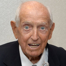 Huge loss: Des Simon has passed away at the age of 101