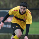 Transfer: Philip Hamill, one of three players whose switch from Mossley highlighted rule ambiguity