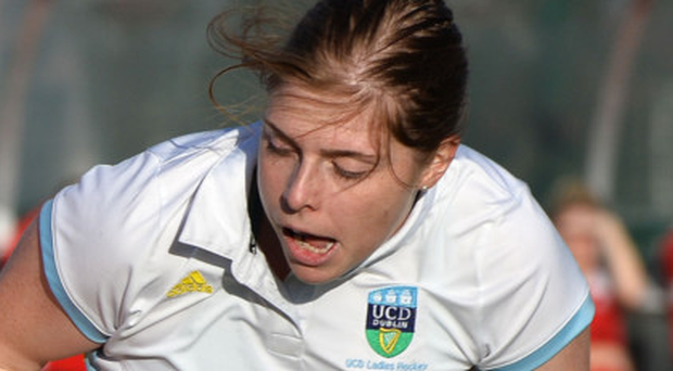 Coming north: UCD's Ulster and Ireland star Katie Mullan faces Pegasus