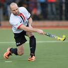 Big priority: Peter Caruth is hoping to steer Annadale to safety in the Irish Hockey League