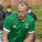 Eugene Magee has been selected for Ireland