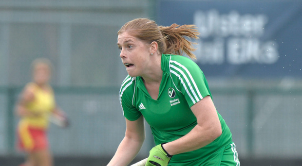 Aim high: Katie Mullan will expect top-two finish despite setback