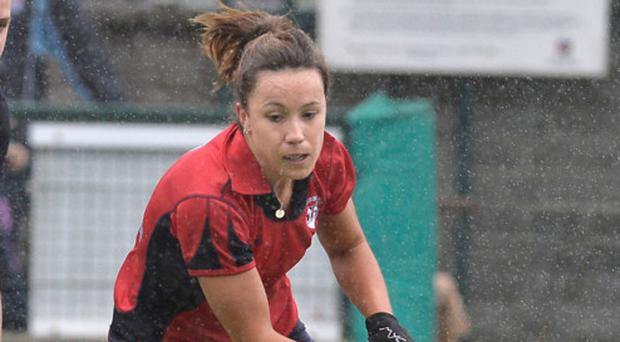 Fired up: Rachel Johnston of Quins is keen to get going