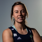 Fitness concern: Megan Frazer is likely to miss Ireland's upcoming encounters with Canada