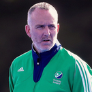 Tactics: Mark Tumilty says Ireland have been working on corners